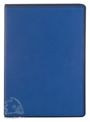 Ежедневник «FreeNote», синий