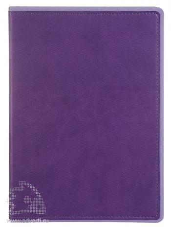 Ежедневник «FreeNote», фиолетовый