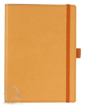 Ежедневник «Soft Book», оранжевый