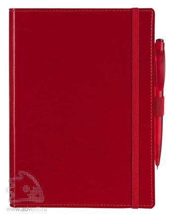 Ежедневник «Soft Book», с ручкой