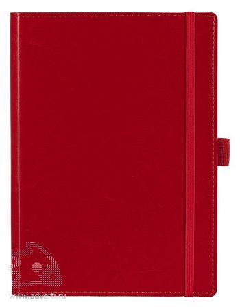Ежедневник «Soft Book», красный