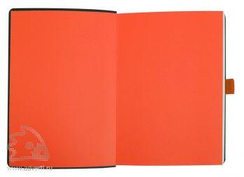 Ежедневник «Soft Book», открытый