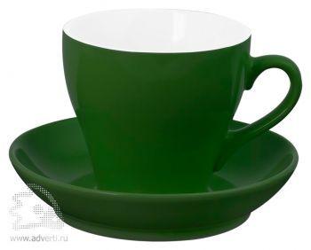 Чайная пара «Tulip», зеленая