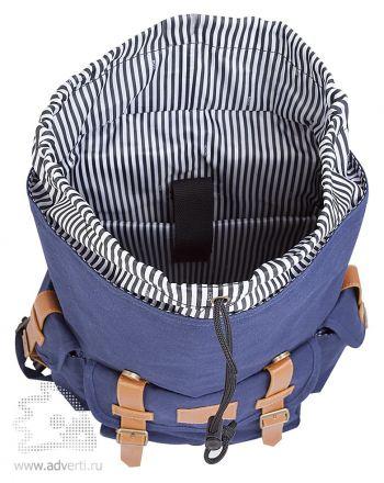 """Рюкзак Brooklyn, с отделением для ноутбука 15,6"""", открытый"""