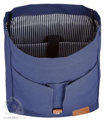 """Рюкзак «Bushwick», с отделением для ноутбука 15,6"""", вид сверху"""