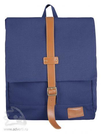 "Рюкзак «Bushwick», с отделением для ноутбука 15,6"", вид спереди"