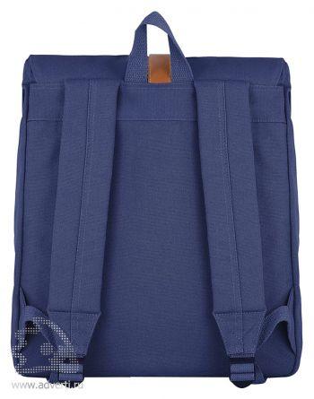 """Рюкзак «Bushwick», с отделением для ноутбука 15,6"""", вид сзади"""