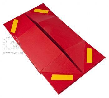 Подарочная коробка, складная, в разобранном виде