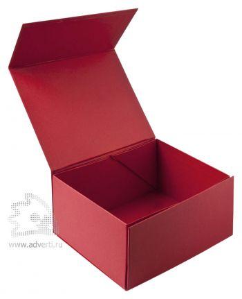 Подарочная коробка, складная, в открытом виде