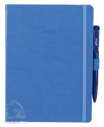 Записная книжка «FreeColor», с ручкой