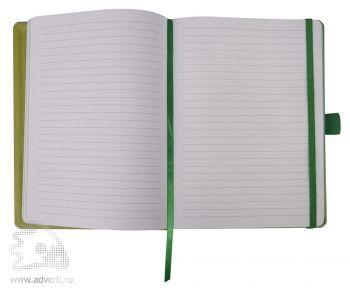 Внутренний блок записной книжки
