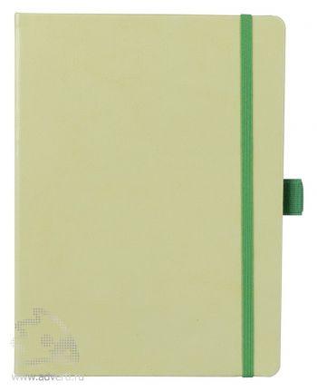 Записная книжка «FreeColor», светло-зеленая