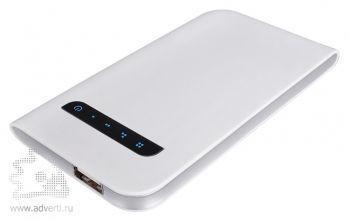 Универсальный внешний аккумулятор «Uniscend Fit » 3000 mAh