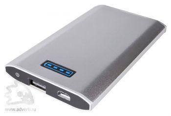 Универсальный внешний аккумулятор «Uniscend Slim» 5300 mAh
