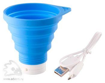 Беспроводная Bluetooth-колонка «SSSSSpeaker», провод-переходник