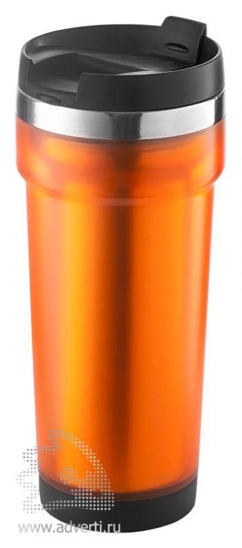 Термостакан «Keep», оранжевая