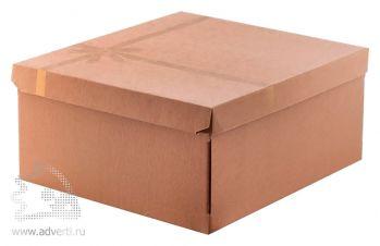 Коробка подарочная «Крафт» большая