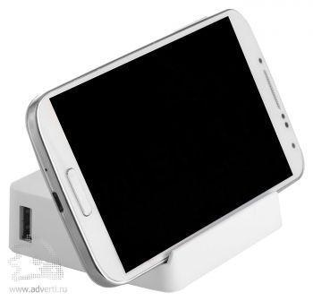 Универсальный внешний аккумулятор «Stand Up» 5200 mAh