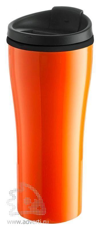 Термостакан «Maybole», оранжевый