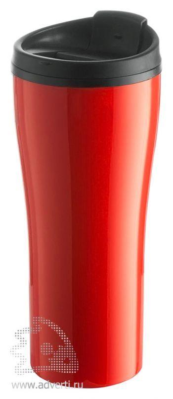 Термостакан «Maybole», красный