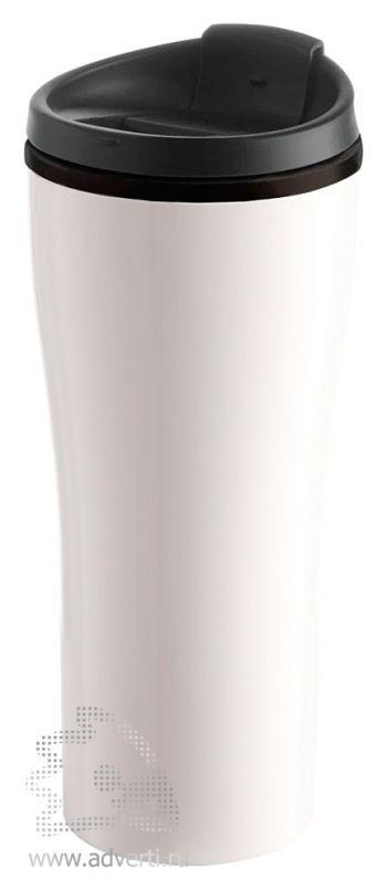 Термостакан «Maybole», белый