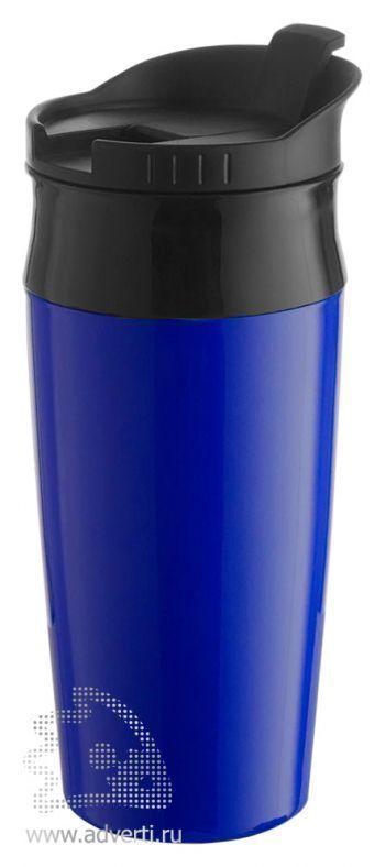 Термостакан «Saturnia», синий
