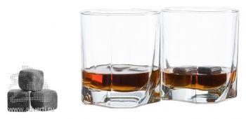 Набор « Whisky Style», применение камней