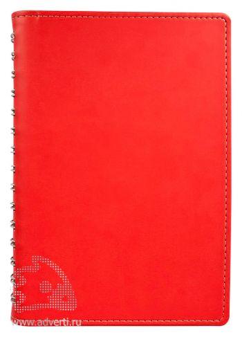 Ежедневник «Semi», красный