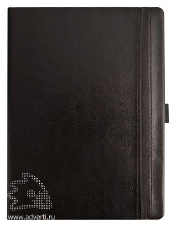 Ежедневник «Lyric», черный