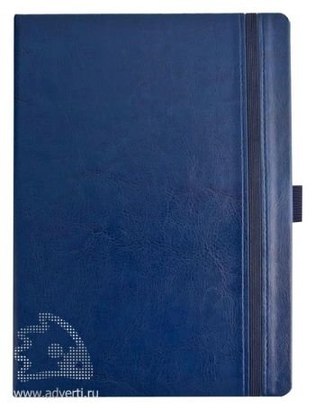 Ежедневник «Lyric», синий
