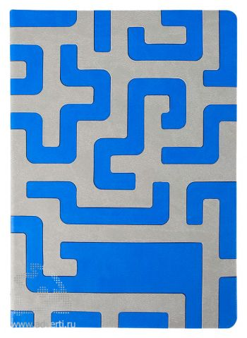 Ежедневник «Labyrinth», синий