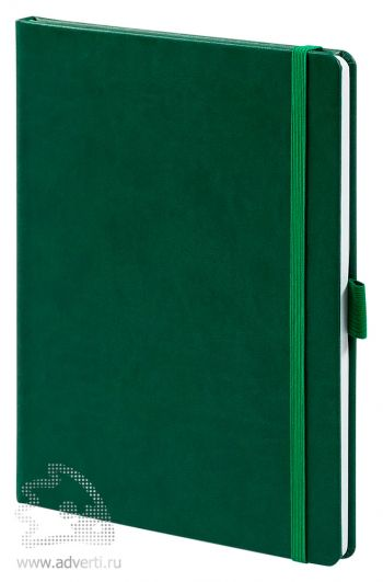 Еженедельник «Luck», зеленый