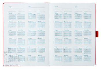 Еженедельник «Luck», календарь