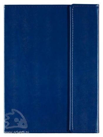 Ежедневник «Left», синий
