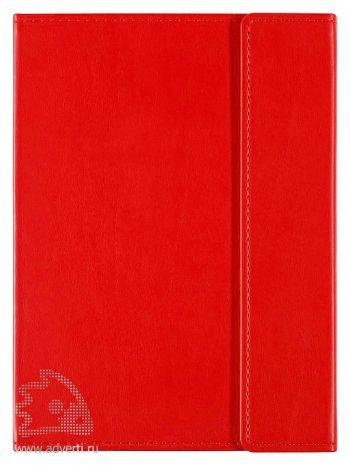 Ежедневник «Left», красный