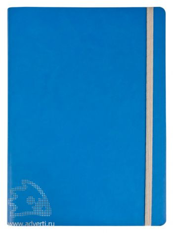 Ежедневник «Vivien», голубой