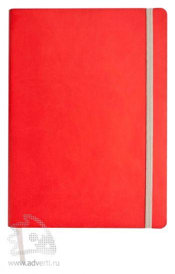 Ежедневник «Vivien», красный