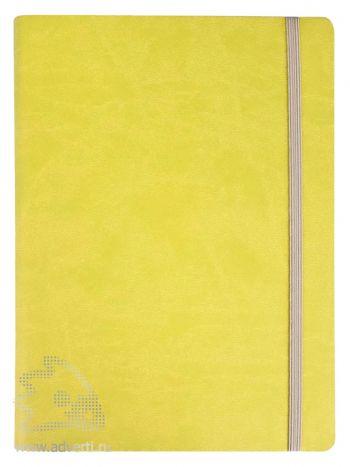 Ежедневник «Vivien», зеленый