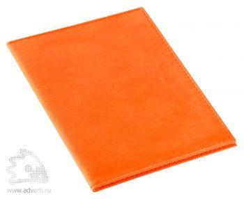 Обложка для паспорта «Twill», оранжевая