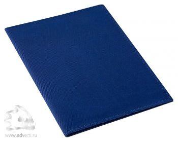 Обложка для паспорта «Twill», синяя