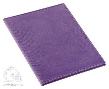 Обложка для паспорта «Twill», фиолетовая