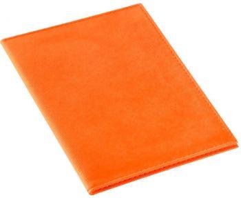 Обложка для автодокументов «Twill», оранжевая