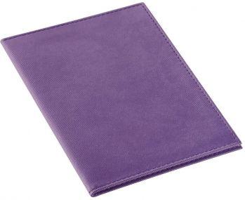 Обложка для автодокументов «Twill», фиолетовая