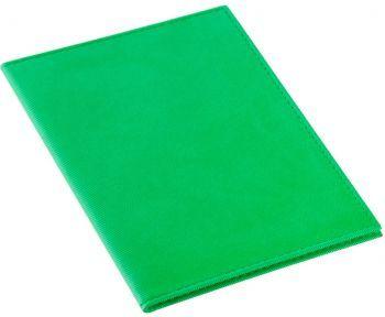 Обложка для автодокументов «Twill», зеленая