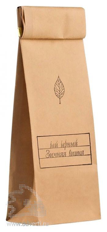 Чай «Зимняя вишня», упаковка чая