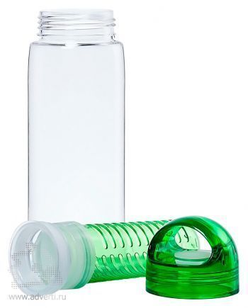 Бутылка для воды «Taste», в разборе