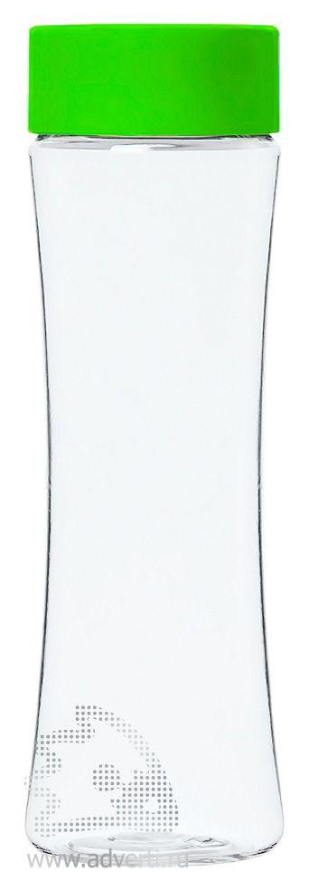 Бутылка для воды «Shape», зеленая