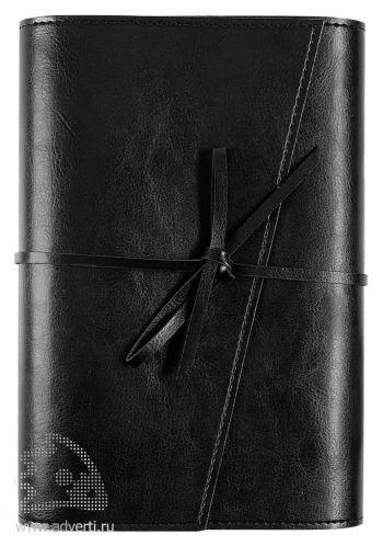Ежедневник «Strap», черный