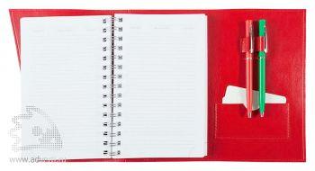 Ежедневник «Strap», открытый