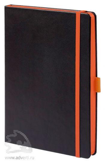 Ежедневник «Tone», оранжевый